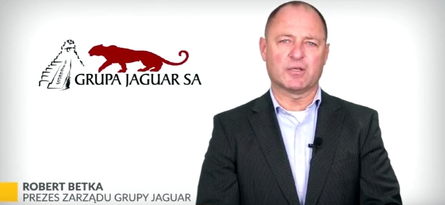 Robert Betka prezes zarządu Grupa Jagura S.A.
