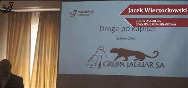 Od zera do milionera: Jacek-Wieczorkowski, Grupa Jaguar S.A. - Droga po kapitał