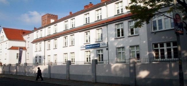 Fot. Jacek Bomersbach – Szpital w Środzie Śląskiej