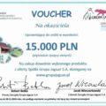Zarząd Grupy Jaguar z gestem - voucher na 15 tysięcy złotych